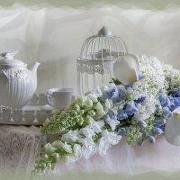 Приглашение на чай... :: Bosanat