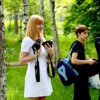 Canon or Nikon? :: Лев Колтыпин