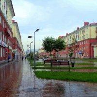 После дождя :: Лариса Карпушина