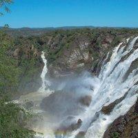 Водопад Руакана. :: Геннадий Дунаев