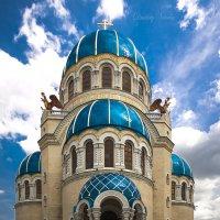 Церковь :: Дмитрий Вдовин