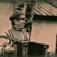 Гармонист :: Владимир Голиков