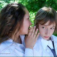 Большой, большой секрет..! :: Anna Gornostayeva