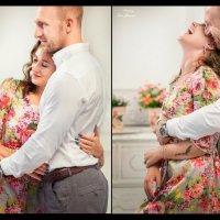 Влад и Юля :: Ирина Глумова