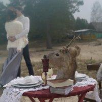 Deer weddung :: Ольга Дитрих