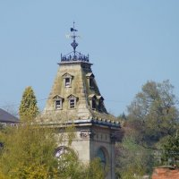 Башня с флюгером :: Natalia Harries