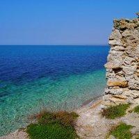 Это ласковое Черное море... :: Андрей Козлов