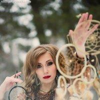 Magic forest :: Evgeniya Aseeva