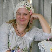улыбка из льна :: Олег Лукьянов