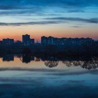 В дымке над водой :: Maxim Yashkov