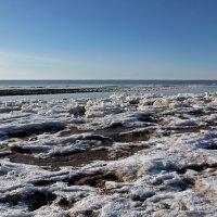 Северодвинск. Весна наступает. Белое море :: Владимир Шибинский