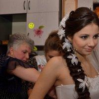 Одевание невесты. :: Раскосов Николай