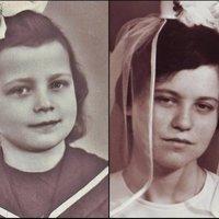 Валечка. 1953, 1968 :: Нина Корешкова