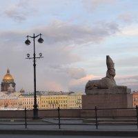 Вечер на набережной :: Наталья Левина