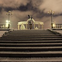 Лестница в небо. :: Валентин Репин