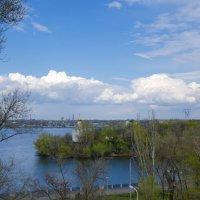 Как чуден Днепр при тихой погоде... :: Ксения Довгопол