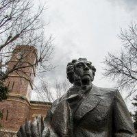 Апрельский Пушкин :: Андрей Липов