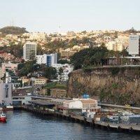 В порту Мадейры :: Natalia Harries