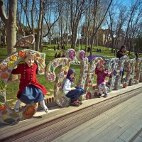 Дети - цветы жизни! :: Ирина Лепнёва