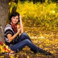 Осень :: Ольга Лобанова