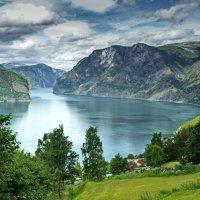 Norway-Aurlandsfjord :: Arturs Ancans