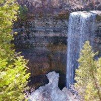 Tew Falls (один из 33 водопадов г. Гамильтон, Канада) :: Юрий Поляков