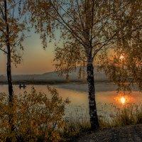 Осенняя идиллия :: vladimir