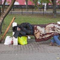 Бродяги. :: Владимир Левый