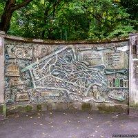 Карта Стрыйского парка - Львов :: Богдан Петренко