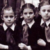 Одноклассницы. 1961 год :: Нина Корешкова