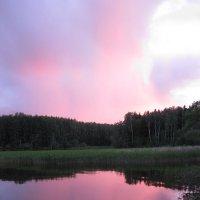 На закате усталого дня... :: Дмитрий Федулов