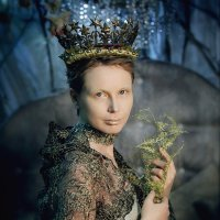 Королева :: Мария Сендерова