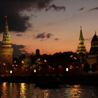 кремль :: виктор ------