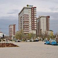 Актау, 10 мкр. :: Анатолий Чикчирный