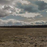 У реки Хотча. :: Яков Реймер