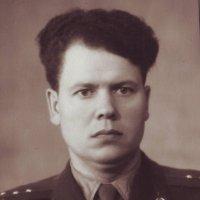 Ветеран Великой Отечественной войны. 1956 год :: Нина Корешкова