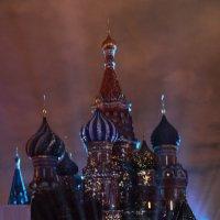 Покровский собор. световое шоу :: виктор ------