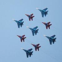 Небо голубое, ставшее для лётчика судьбой :: Вера Моисеева