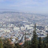 Панорама Тбилиси :: Алексей Окунеев