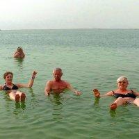 Приколы Мертвого моря. :: Чария Зоя