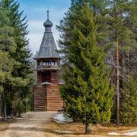 """Музей деревянного зодчества """"Малые Корелы"""" :: Лариса Сафонова"""