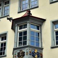 эркеры и балконы :: Александр Корчемный