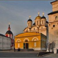 Пафнутьев-Боровский мужской монастырь :: Дмитрий Анцыферов