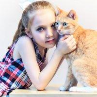 Мой котик :: Lidiya Gaskarova