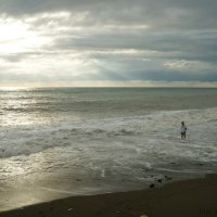 Человек и море :: nika555nika Ирина