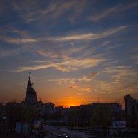 Еще один видок на закат :: Алексей Гончаров
