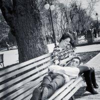 Cтас и Вика :: Юлия Коноваленко (Останина)