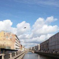 25 апреля Набережная канала Грибоедова :: Евгения Чередниченко