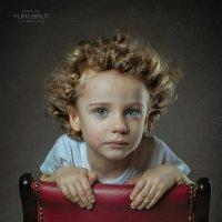 Сопнтанный портрет :: Yuri Brut