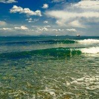 Весеннее море. :: SergeuBerg